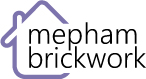 Mepham Brickwork & Blockwork | Suffolk | Bricklaying for New Build, Rennovations, Extensions, Conservatories Logo